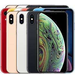 iPhone X / XR / XS / XS Max