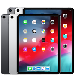 "iPad Pro 11"" / 12,9"" (2018)"