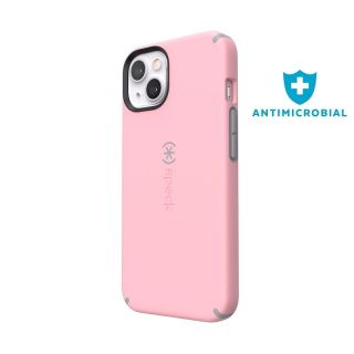 Speck CandyShell Pro iPhone 13 ütésálló tok - rózsaszín/szürke