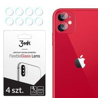 3MK iPhone 11 kamera lencsevédő fólia - 8db