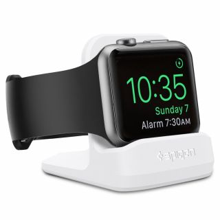 Spigen S350 Night Stand Apple Watch állvány - fehér