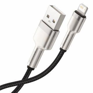 Baseus Cafule Metal Lightning - USB-A kábel 25cm