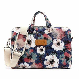 "Canvaslife Briefcase MacBook 15"" táska - camellia"