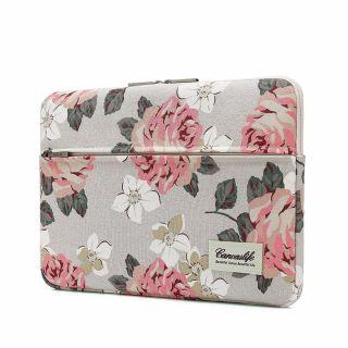 """Canvaslife Sleeve MacBook 13"""" becsúsztathatós tok - szürke"""