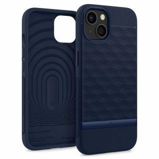 Caseology Parallax iPhone 13 ütésálló szilikon hátlap tok - kék