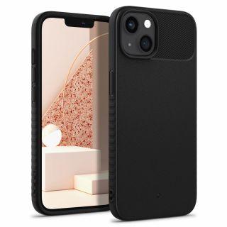 Caseology Vault iPhone 13 mini szilikon hátlap tok - fekete