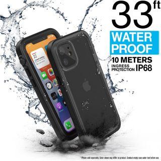 Catalyst Total Protection iPhone 12 mini vízálló tok - fekete