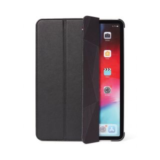 "Decoded Slim Cover iPad Pro 11"" (2020/2018) bőr tok - fekete"