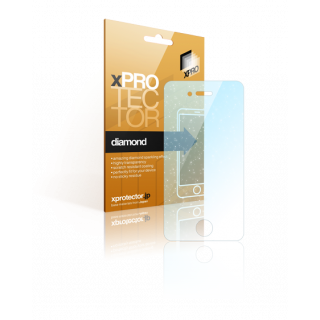 xPRO iPhone 6 Plus/6s Plus kijelzővédő fólia - csillámos