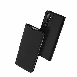 Dux Ducis Skin Pro Xiaomi Mi Note 10 Lite kinyitható tok - fekete