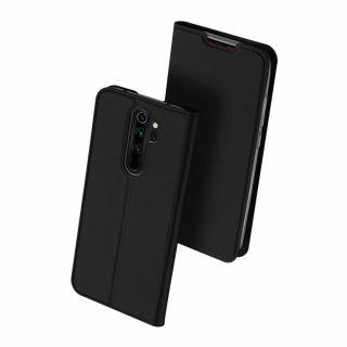 Dux Ducis Skin Pro Xiaomi Redmi Note 8 Pro kinyitható tok - fekete