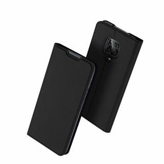 Dux Ducis Skin Pro Xiaomi Redmi Note 9S / 9 Pro / 9 Pro Max kinyitható tok - fekete