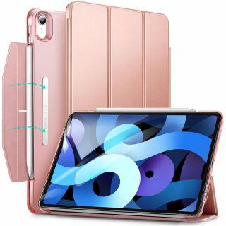 ESR Ascend Trifold iPad Air 4 tok - rózsaszín