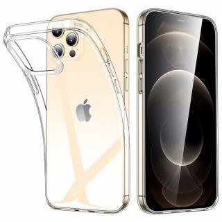 Az ESR Project Zero iPhone 12 / 12 Pro szilikon tok felhelyezése és eltávolítása egyszerű.