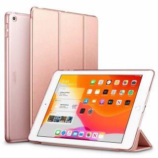 """ESR Ascend Trifold iPad 10,2"""" tok - rózsaszín"""