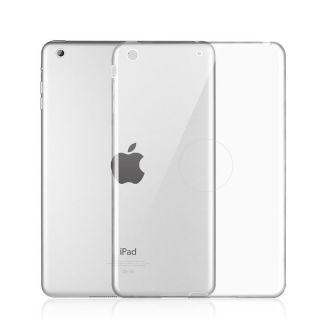 xPRO iPad mini 1/2/3 szilikon tok - átlátszó