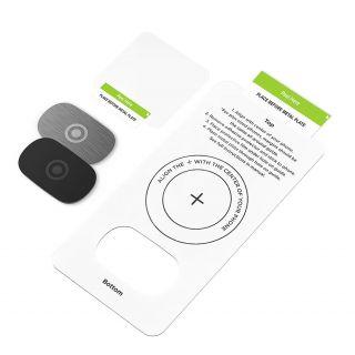 iOttie fém lapok iTap 2 Wireless Qi mágneses autós tartókhoz