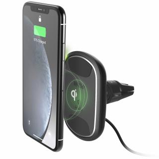 iOttie iTap 2 Wireless Air Vent Qi vezeték nélküli mágneses autós töltő és tartó