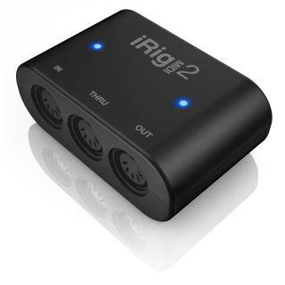 IK Multimedia iRig MIDI 2 univerzális MIDI interfész