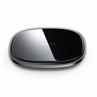 Joyroom Square Qi vezeték nélküli gyorstöltő 15W - fekete