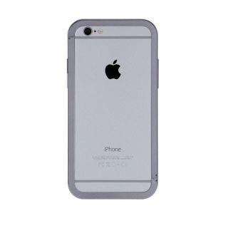 Just Mobile iPhone 6 Plus / 6s Plus AluFrame bumper - szürke