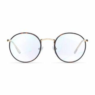 Meller Yedei kékfény szűrő monitor szemüveg - arany/tigris