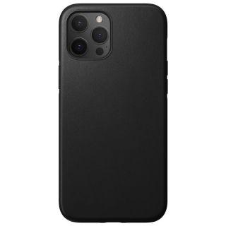 A Nomad Rugged iPhone 12 Pro Max bőr tok nem akadályozza a készülék kamerájának használatát.