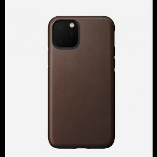 Nomad Rugged iPhone 11 Pro bőr tok - barna