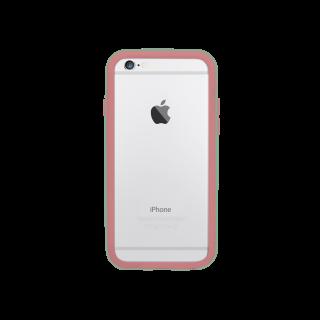 Ozaki O!coat ShockBand iPhone 6/6s ütésálló Bumper - pink/zöld