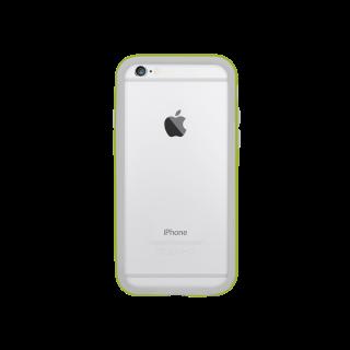 Ozaki O!coat ShockBand iPhone 6/6s ütésálló Bumper - fehér/zöld