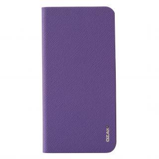Ozaki O!coat 0.4 + Folio iPhone 6 Plus / 6s Plus tok - lila