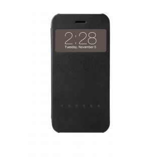 Ozaki O!Coat Hel-ooo kinyitható iPhone 6 Plus / 6s Plus okos tok - fekete