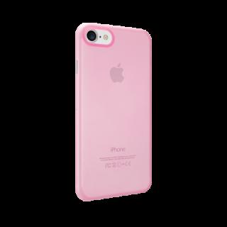 Ozaki O!coat Jelly 0.3 iPhone SE (2020) / 8 / 7 tok - rózsaszín
