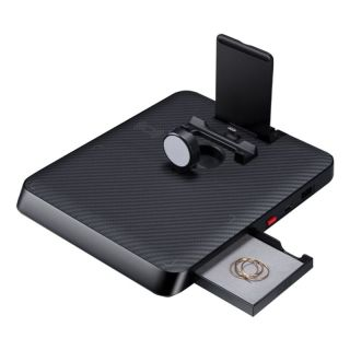 Pitaka Air Omni Lite Lightning + USB-C + Qi vezeték nélküli töltő állomás