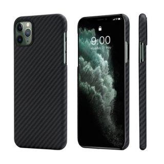 Pitaka Aramid MagEZ iPhone 11 Pro carbon tok - fekete