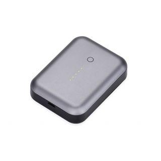 Just Mobile Gum++ pótakkumulátor 6000mAh - asztoszürke