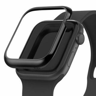 Ringke Bezel Styling Apple Watch 44mm keret tok - fekete