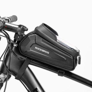 Rockbros kemény táska kerékpárra - M méret