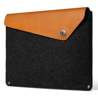 "Mujjo MacBook 12"" Sleeve tok - barna"