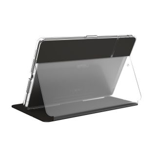 """Speck Balance Folio Clear iPad 10,2"""" (2021/2020/2019) tok - átlátszó/fekete"""