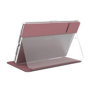 """Speck Balance Folio Clear iPad 10,2"""" tok - átlátszó/rózsaszín"""