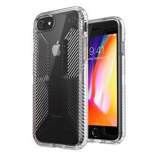 Speck Presidio Perfect-Clear Grip iPhone SE (2020) / 8 / 7 tok - átlátszó