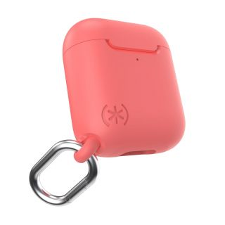 Speck Presidio Pro Apple AirPods antibakteriális tok - rózsaszín