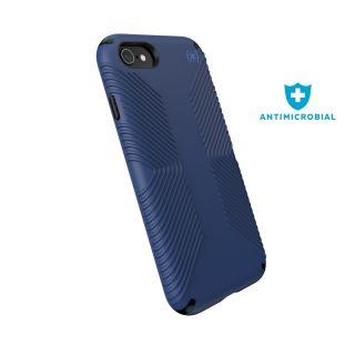 Speck Presidio2 Grip iPhone SE (2020) / 8 / 7 ütésálló tok - kék