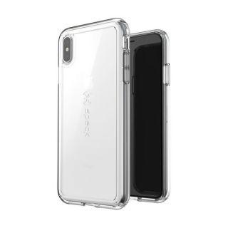 Speck GemShell iPhone XS Max tok - átlátszó