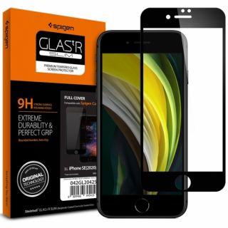 Spigen GLAS.tR SLIM Full Cover iPhone SE (2020) / 8 / 7 teljes kijelzővédő üveg