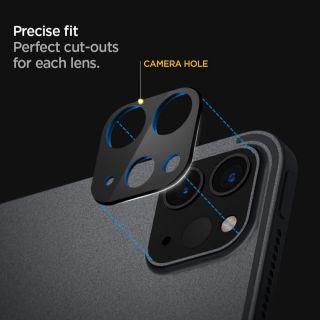 """Spigen kamera védő keret iPad Pro 11"""" (2020) / 12,9"""" (2020) fekete - 2db"""