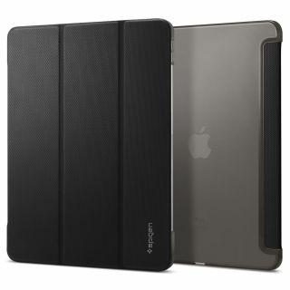 "Spigen Liquid Air Folio iPad Pro 12,9"" (2021) kinyitható tok - fekete"