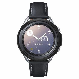 Spigen Liquid Air Samsung Galaxy Watch 3 41mm tok - fekete