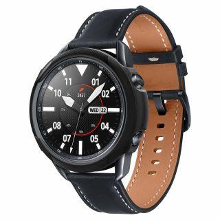 Spigen Liquid Air Samsung Galaxy Watch 3 45mm tok - fekete